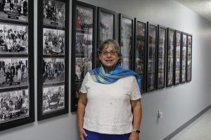 Copy of Hallway with photos