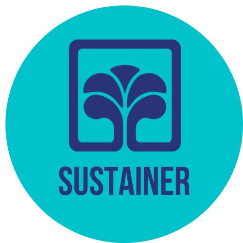 Sustainer Logo